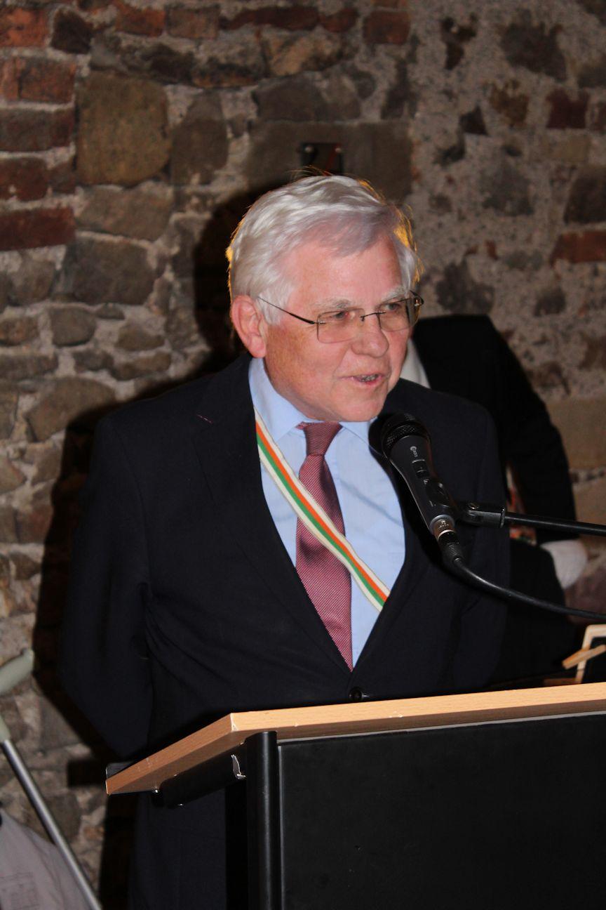 Der Festredner Bbr. Hubert Steinkemper (Bild: Raymund Fobes)